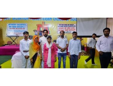 인도 박정일 선교사 사역모습